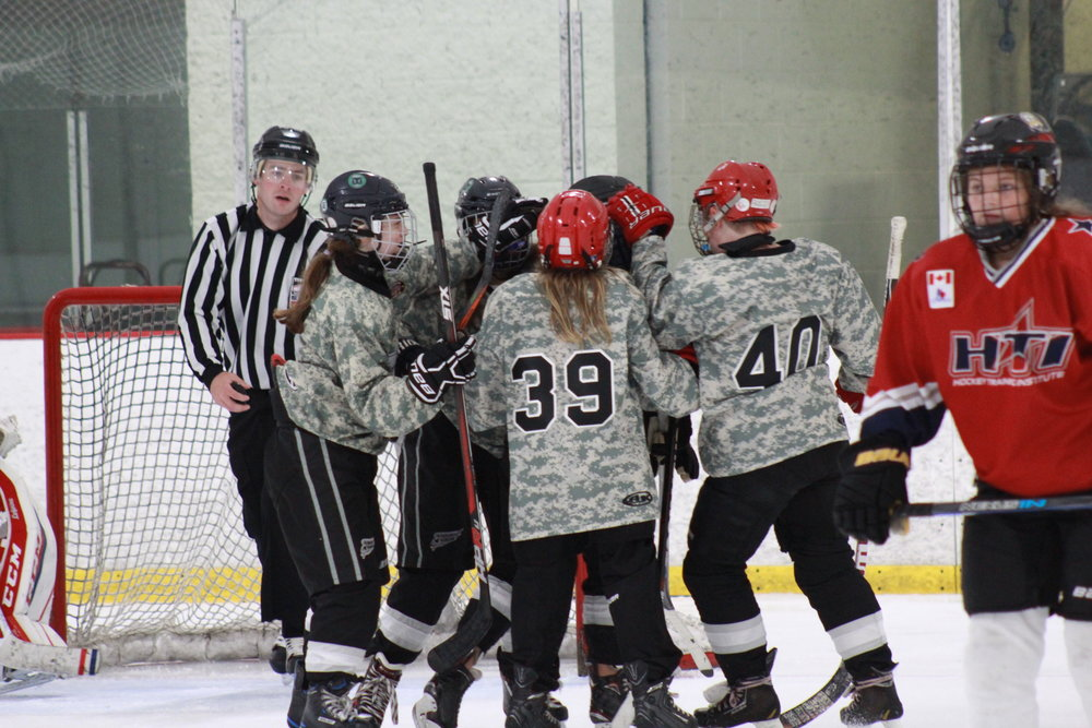 Game 5 vs HTI - Click here for photos