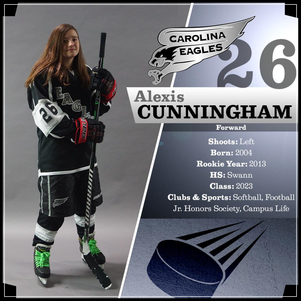 #26-Alexis Cunningham