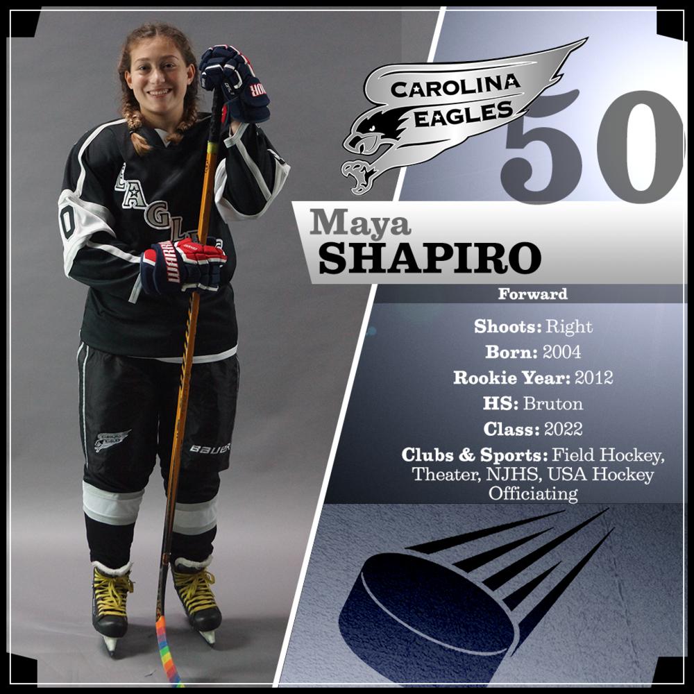 #50-Maya Shapiro