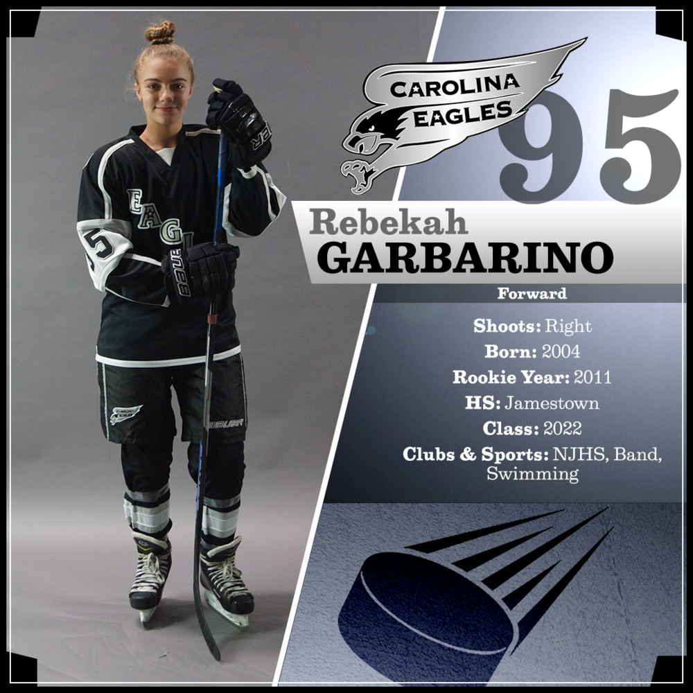 #95 Rebekah Garbarino