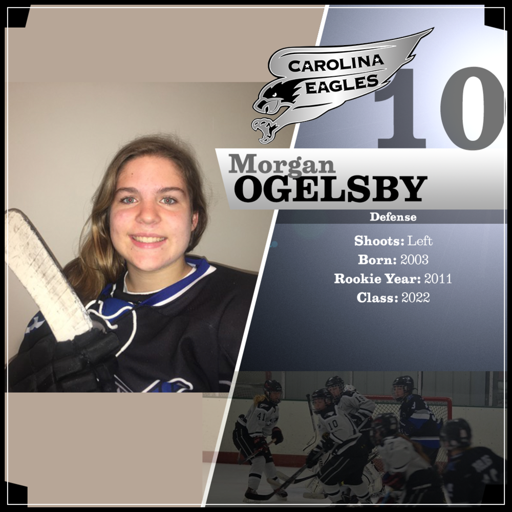 10- Morgan Oglesby