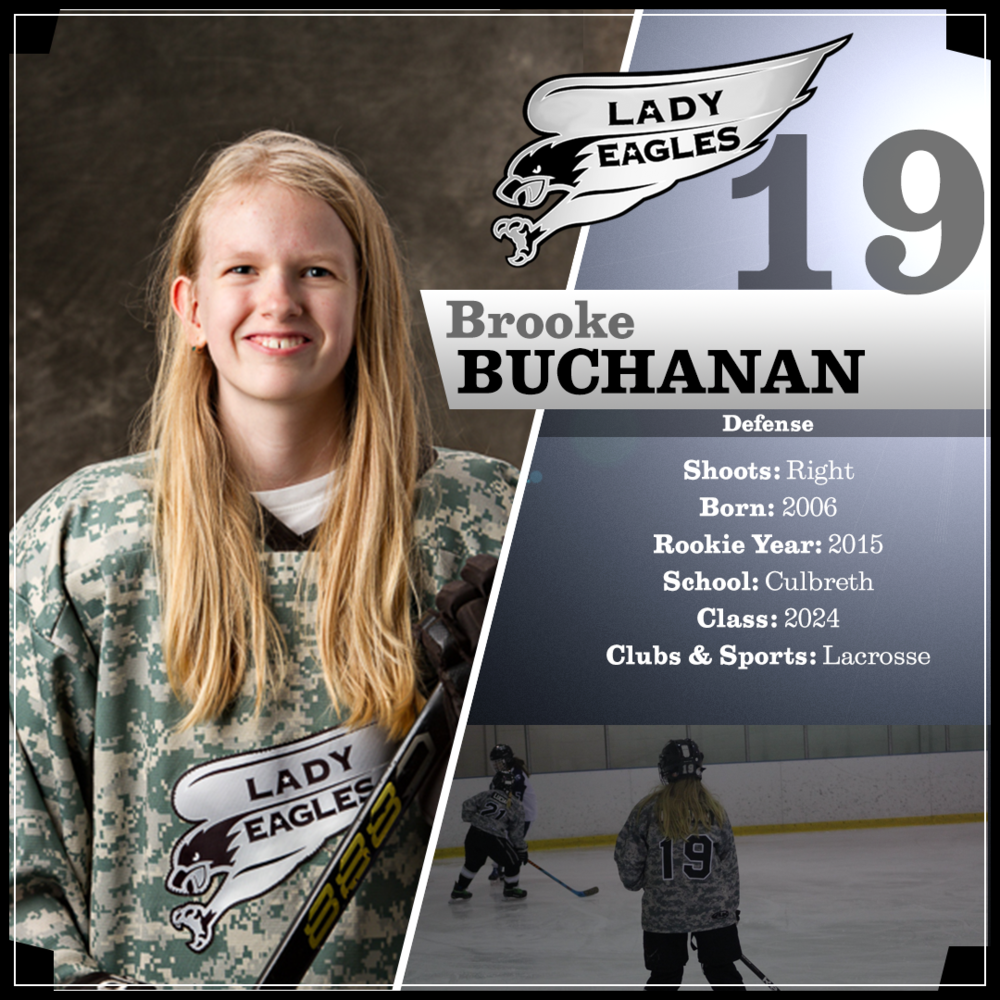 #19 Brooke Buchanan