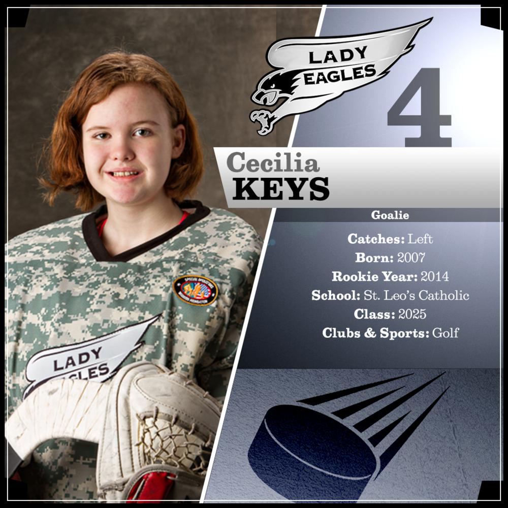 #4 Cecilia Keys