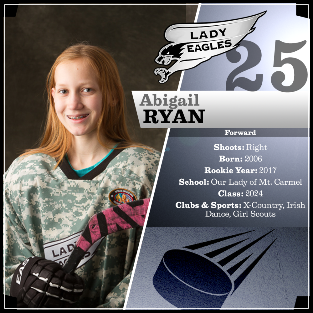 #25 Abigail Ryan