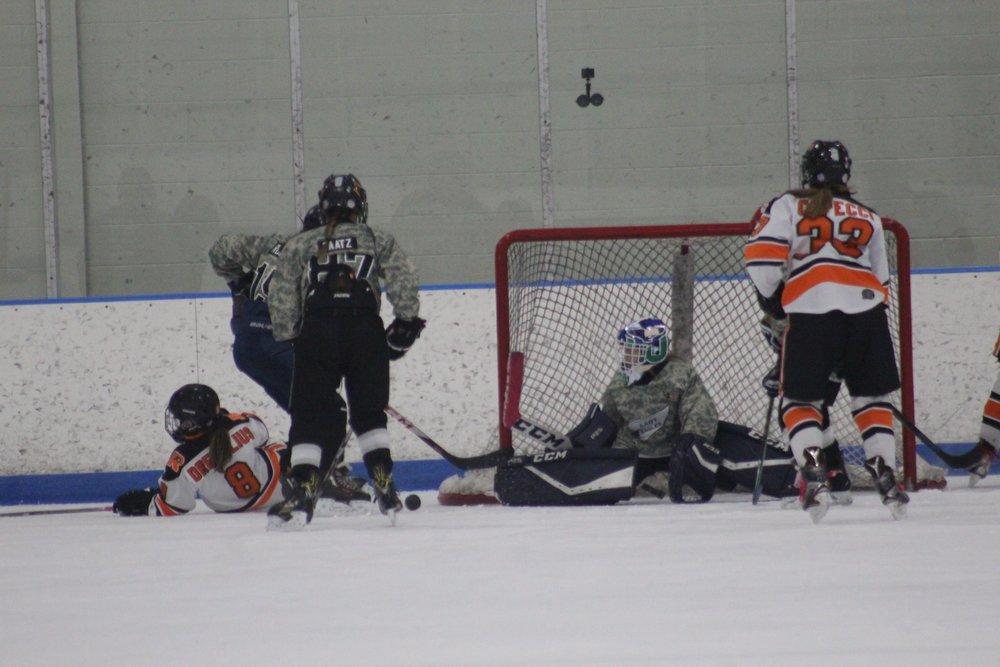 U12T vs Jr. Flyers