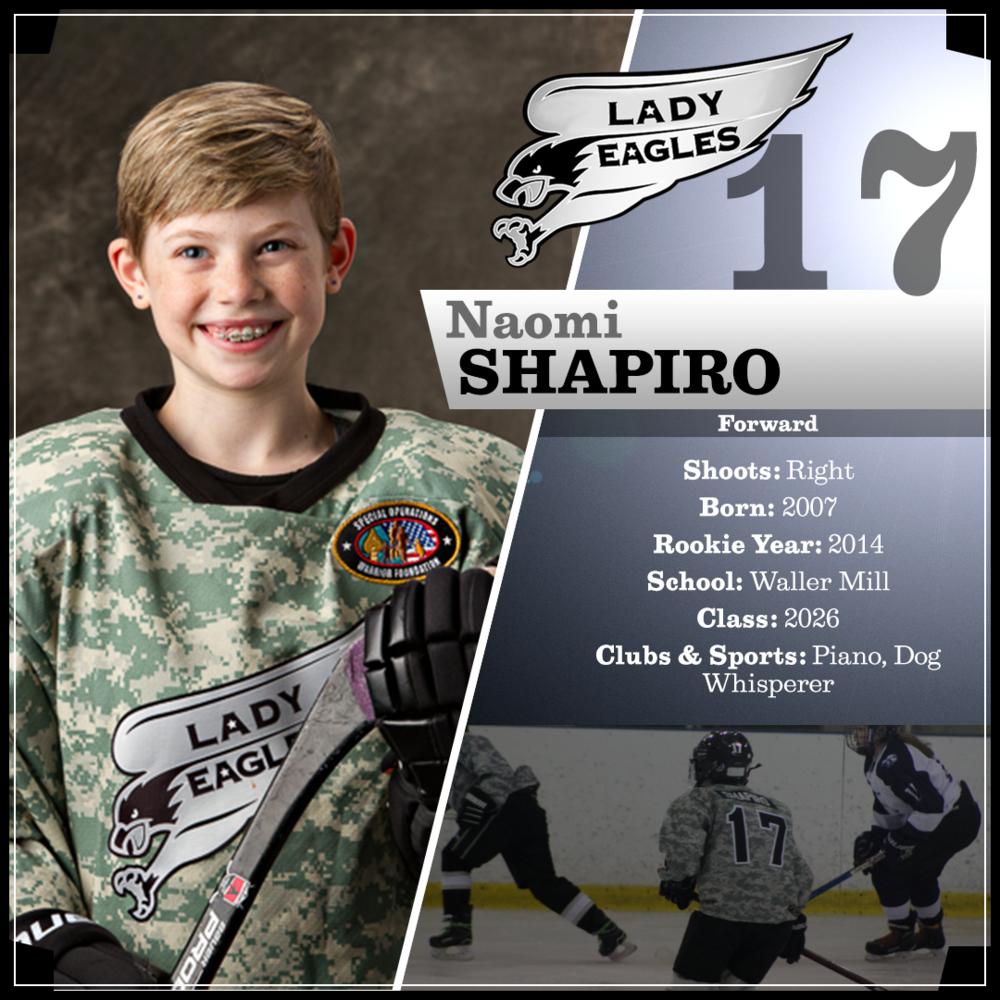#17 Naomi Shapiro