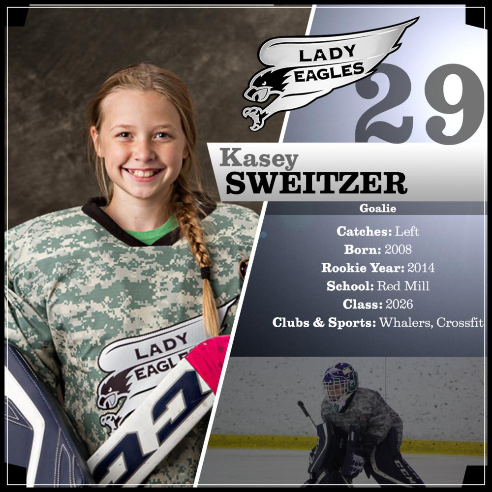 #29 Kasey Sweitzer