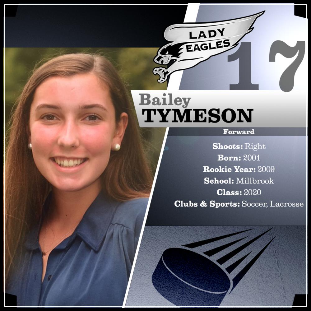 #17 Bailey Tymeson
