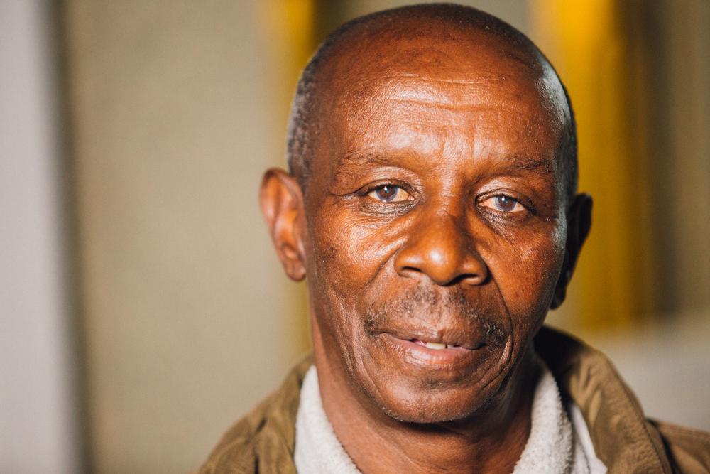 Oupa - Zamdela resident and former Sasol employee