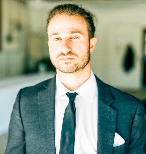 Director/Editor Alexander John Glustrom