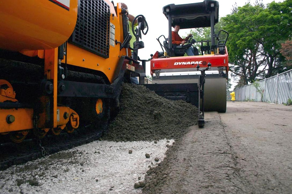 Roller Compacted Concrete Specifications : New innovation for roller compacted concrete — rcc surface pro