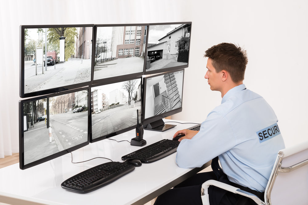 Live Video Monitoring Service