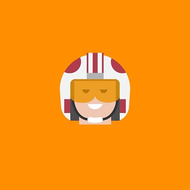 The death star destroyer. No.13 of 35⠀ .⠀⠀⠀ .⠀⠀⠀ #starwars #lukeskywalker #fighterpilot #newhope #rebelalliance #starwarsdaily #starwarsfan #starwarsnerd #starwarsgeek #starwarsart #starwarsgirl #artistsoninstagram #starwarscosplay #retrogamers #disney #illustration #illustrator #characterdesign #toycommunity #toyartistry #design #vector #kawaii #etsyseller #pins #enamelpins #pinstagram #pingamestrong #patchgamestrong #recliningworm