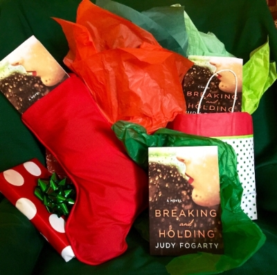 PAPERBACK, AUDIO BOOK, E-BOOK -- ORDER BREAKING AND HOLDING TODAY.