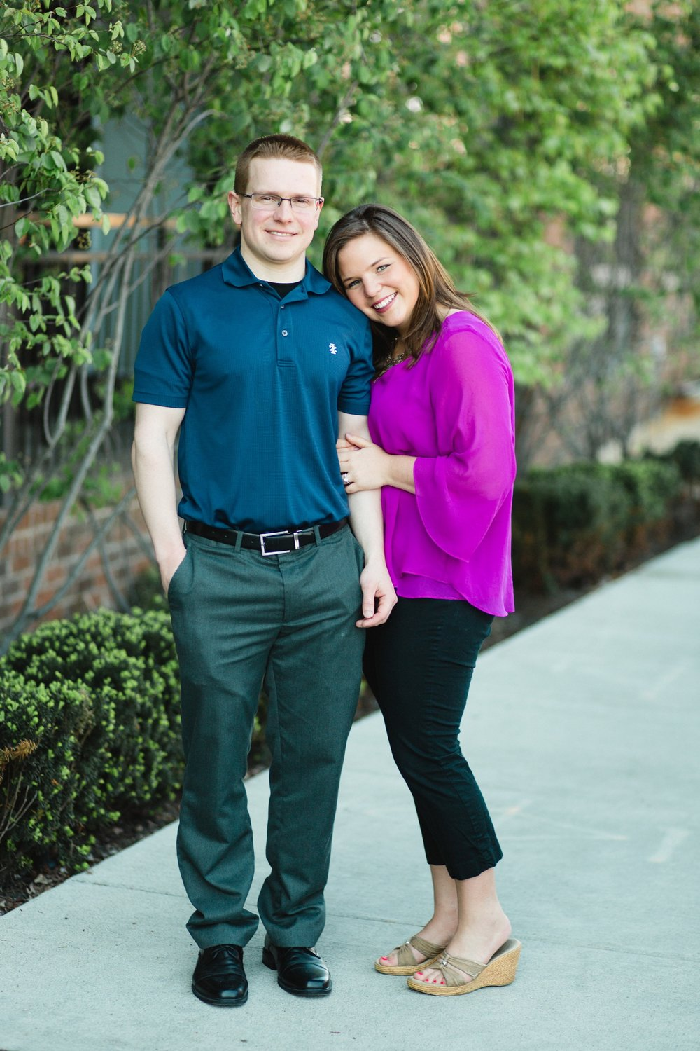 Columbus, Ohio Wedding Photographer, Engagement