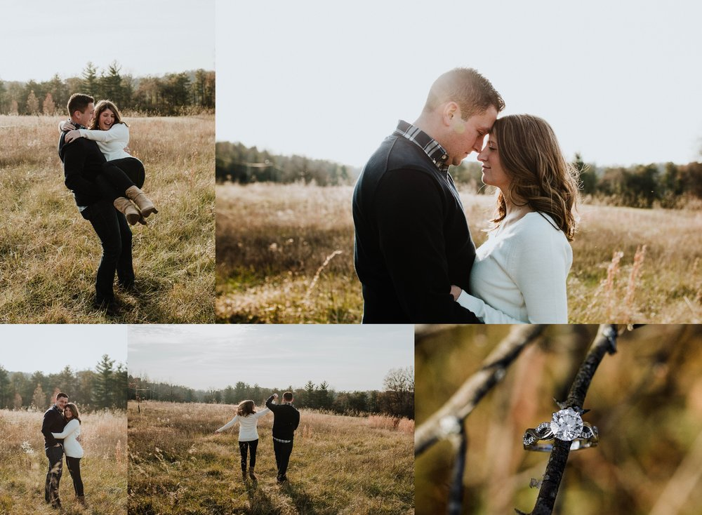 Sara + Shawn - Columbus, Ohio || Hoover Reservoir