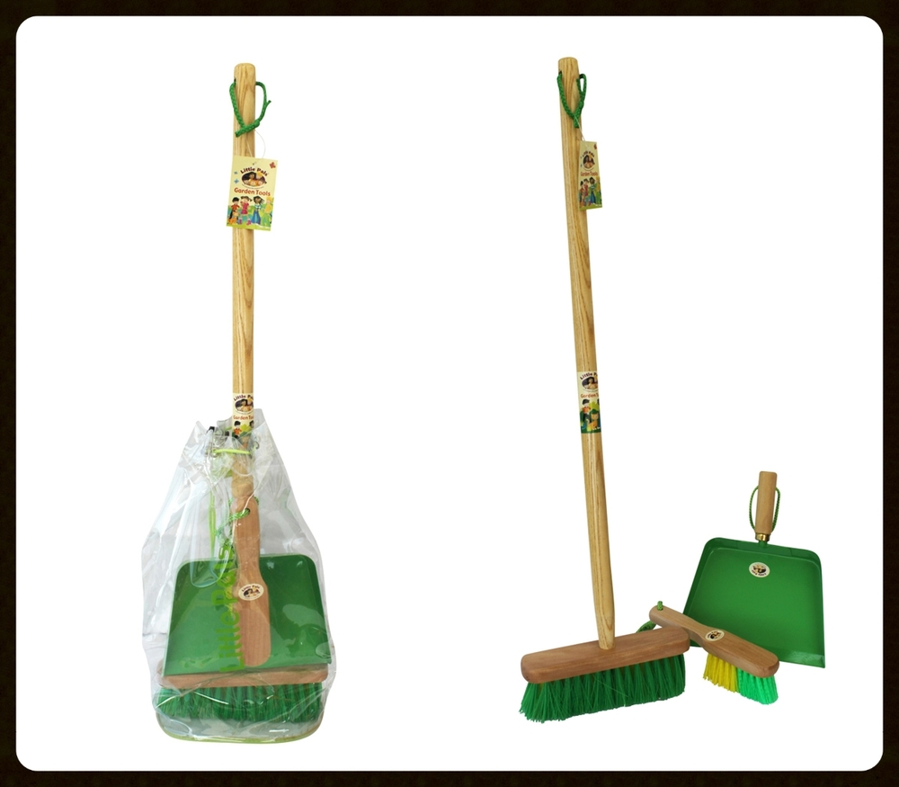Tierra Garden Little Pals #7-LP400 Dust Broom Set.jpg