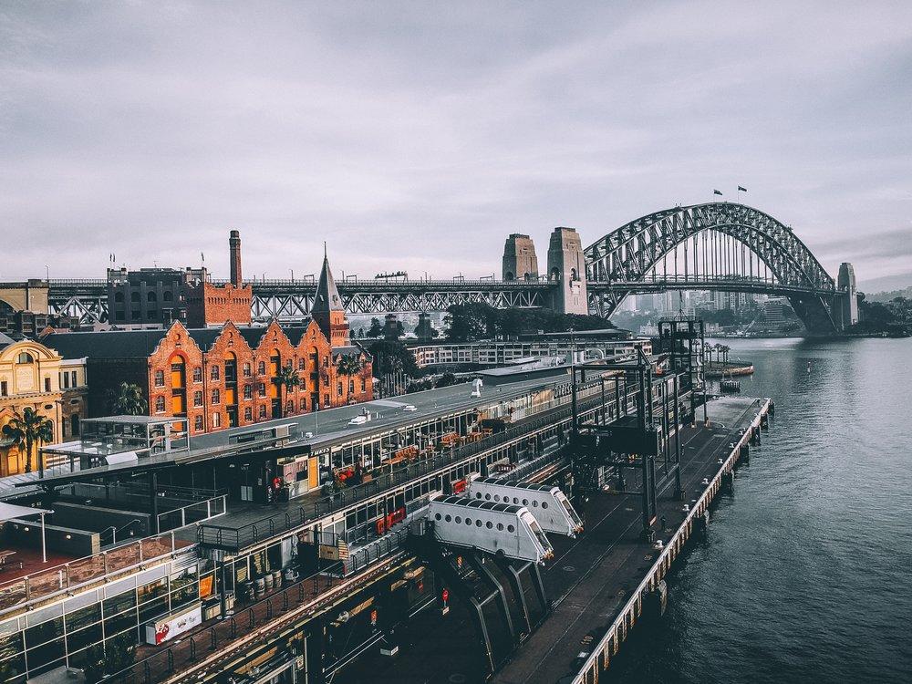 Australia / Oceania -