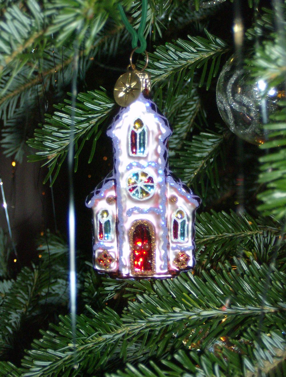 The church ornament .