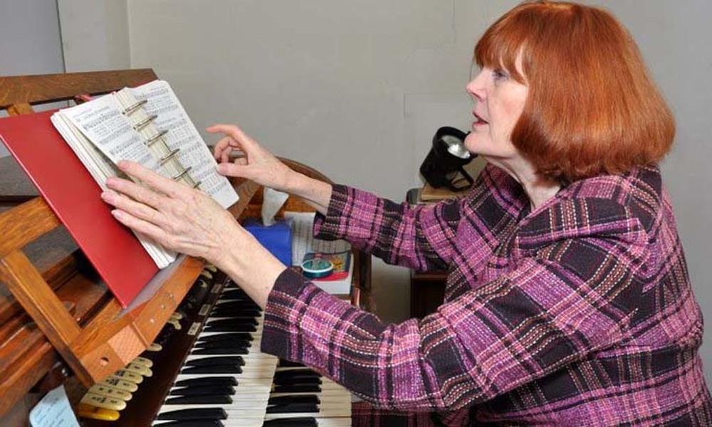 Susan Kirby as Margaret Sanderhof