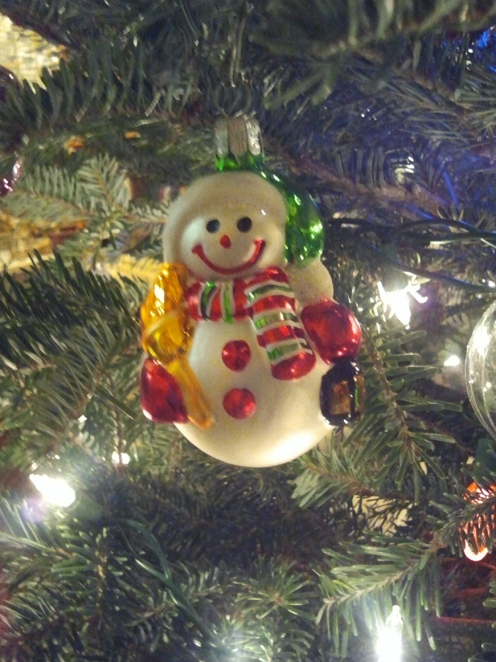 emeralda 2012 snowman 1500jpg - Christmas 2012