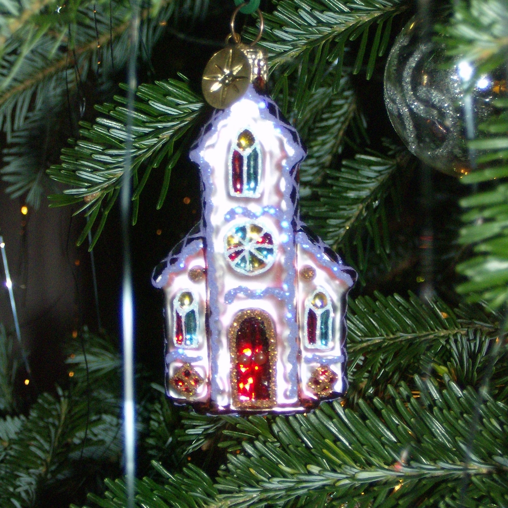 Christmas 2010: Oh Mr. Tree, Oh Mr. Tree!