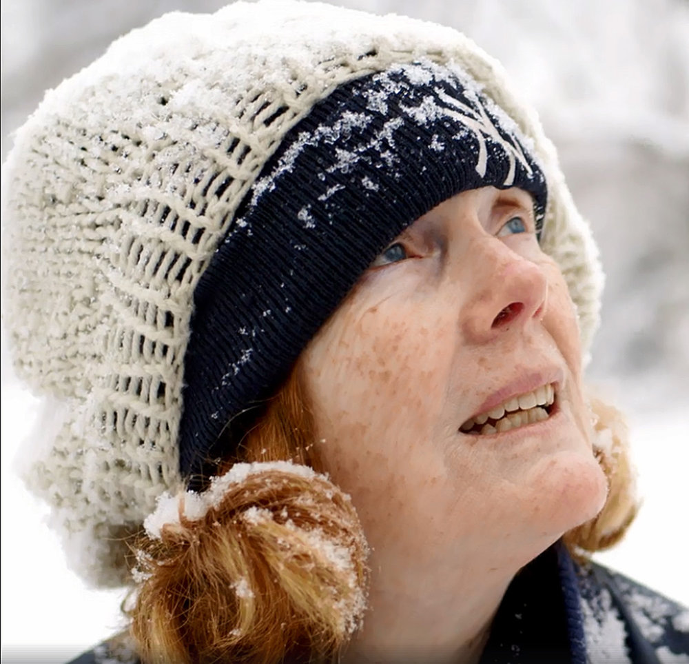 Susan Kirby in Humans of New York video by Brandon Stanton