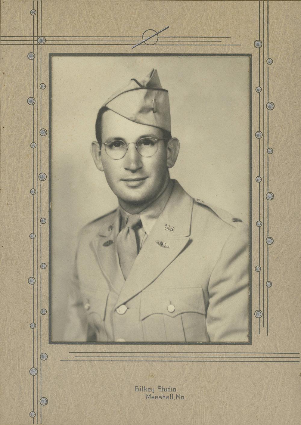 William R. Kirby, United States Army, World War II