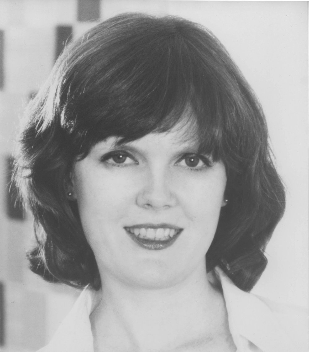 Photo by Dirck Halstead, 1977. This was my headshot until the mid 1980s.