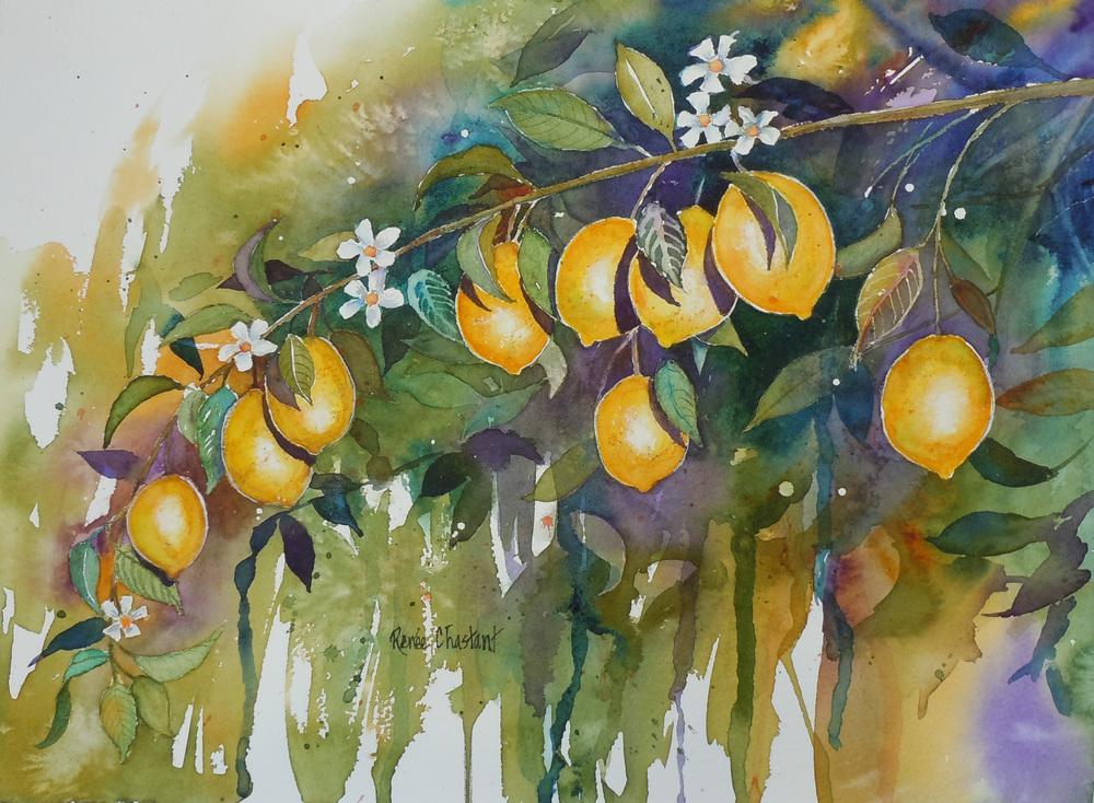 Lemon Drops, Chastant