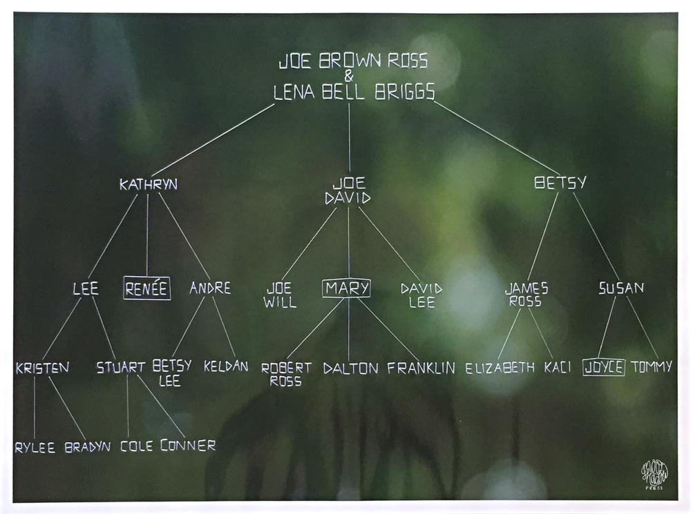 Family Tree, McCown