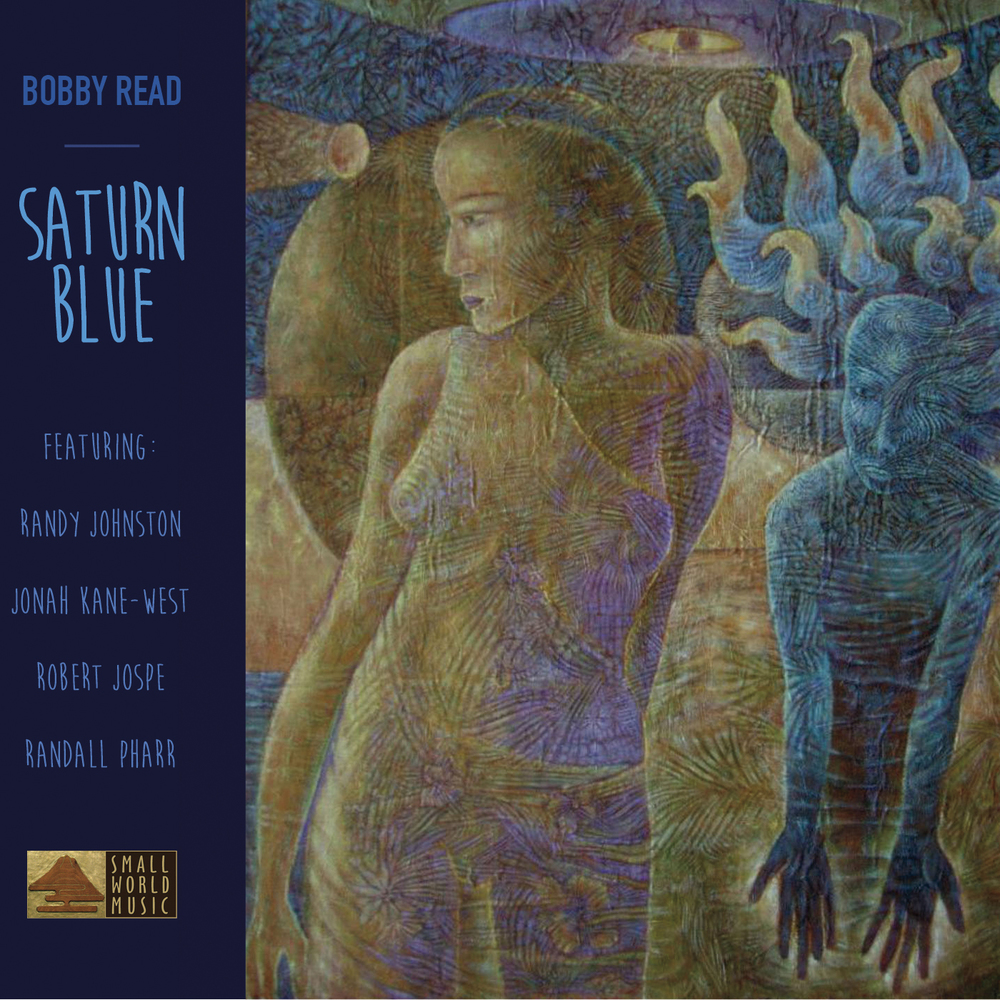 Bobby Read - Saturn Blue