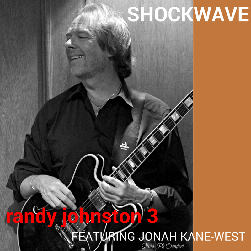 Randy Johnston - Shockwave
