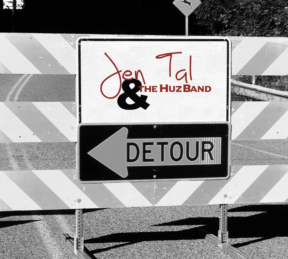 Jen Tal & The Huzband - Detour