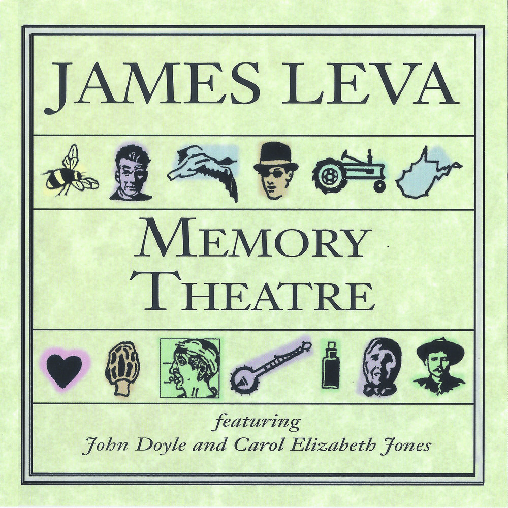 JAMES LEVA - MEMORY THEATRE