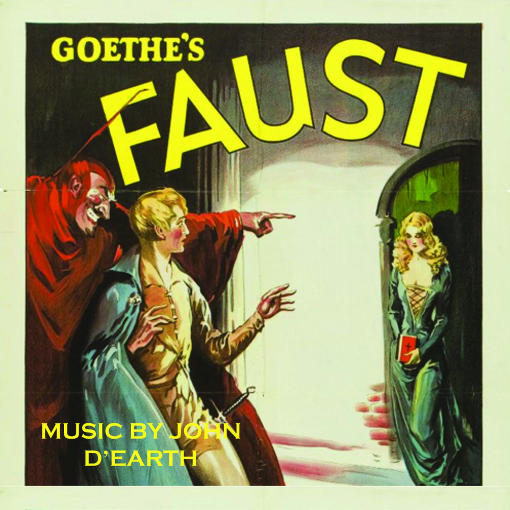 JOHN D'EARTH - 'FAUST'
