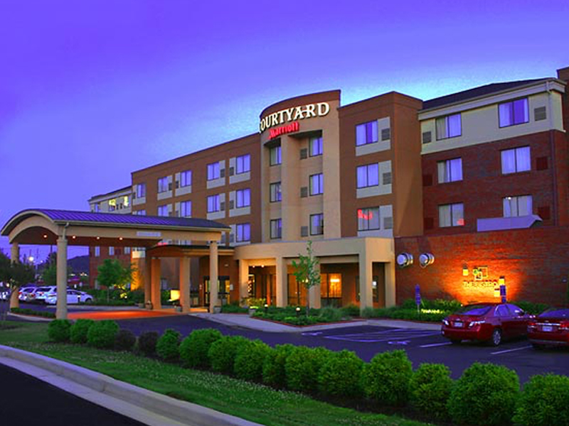 Courtyard by Marriott (Oxford, AL)