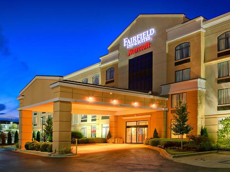Fairfield Inn & Suites by Marriott (Oxford, AL)
