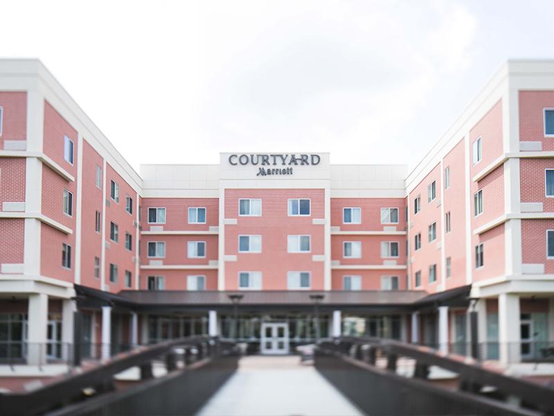 Courtyard by Marriott Rome Riverwalk - Now Open!
