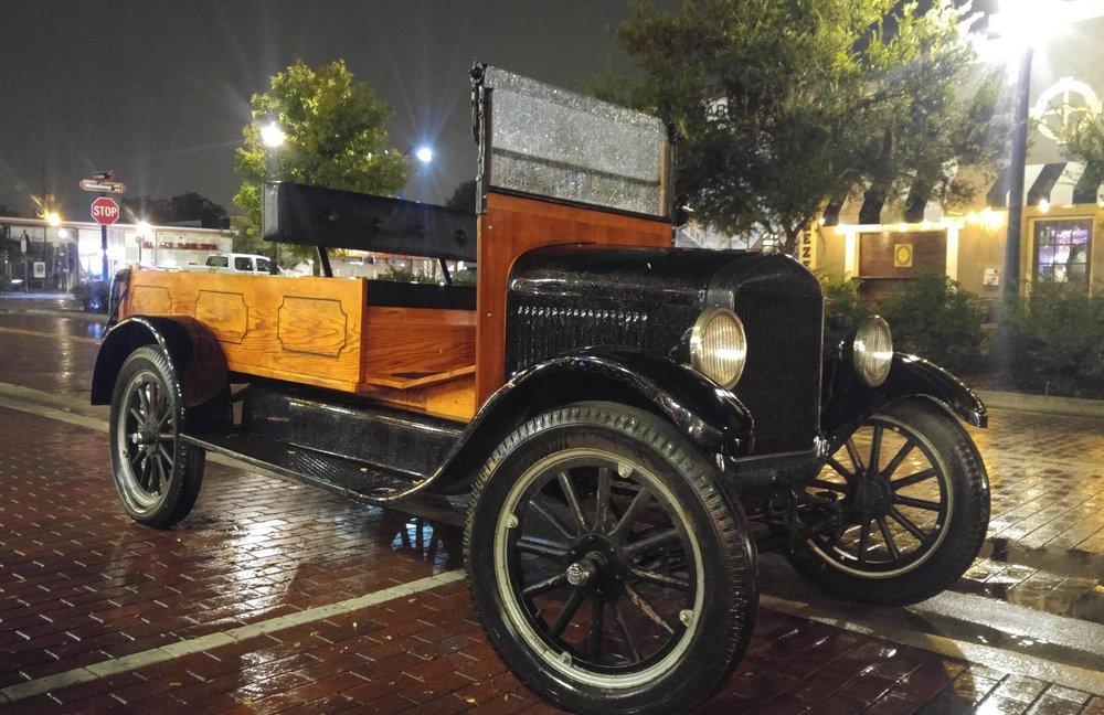 1926 model t truck