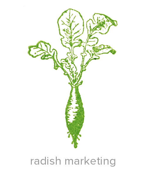 Radish Marketing