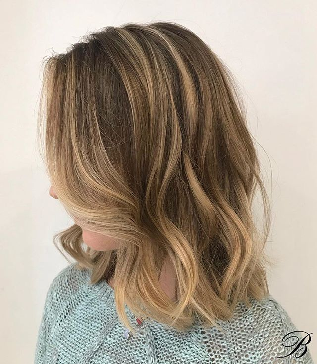 Raise your hand if you want this balayage and style by Gloria 🙋🏼♀️ #bethesdahair #bethesdasalon #dchairstylist #marylandhairstylist #redkenobsessed