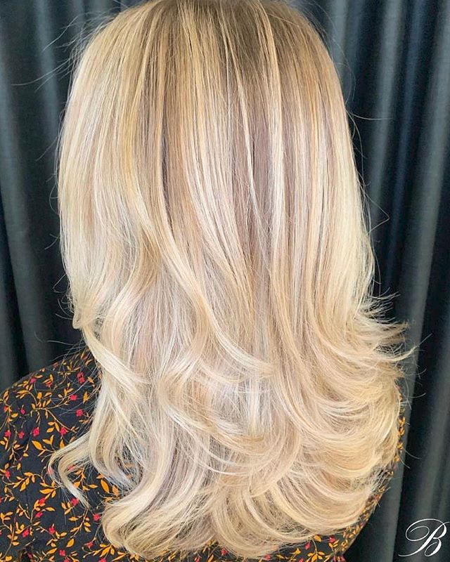 Baby Blonde 👧🏼 color by Rebecca  #redkenready #redkenobsessed #bethesdamd #bethesdahairstylist #dchairsalon