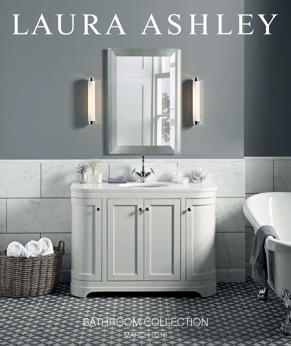 LAURA ASHLEY BATHROOMS
