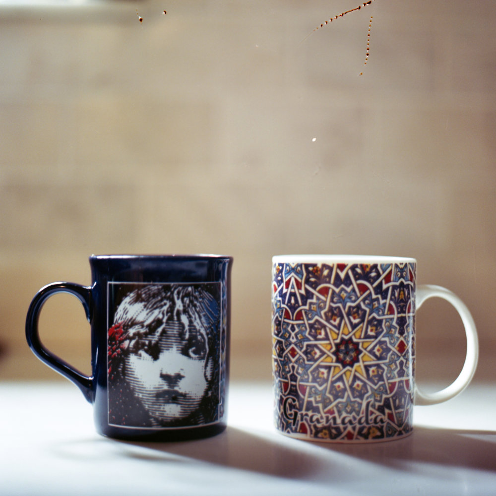 Mugs, London & Granada
