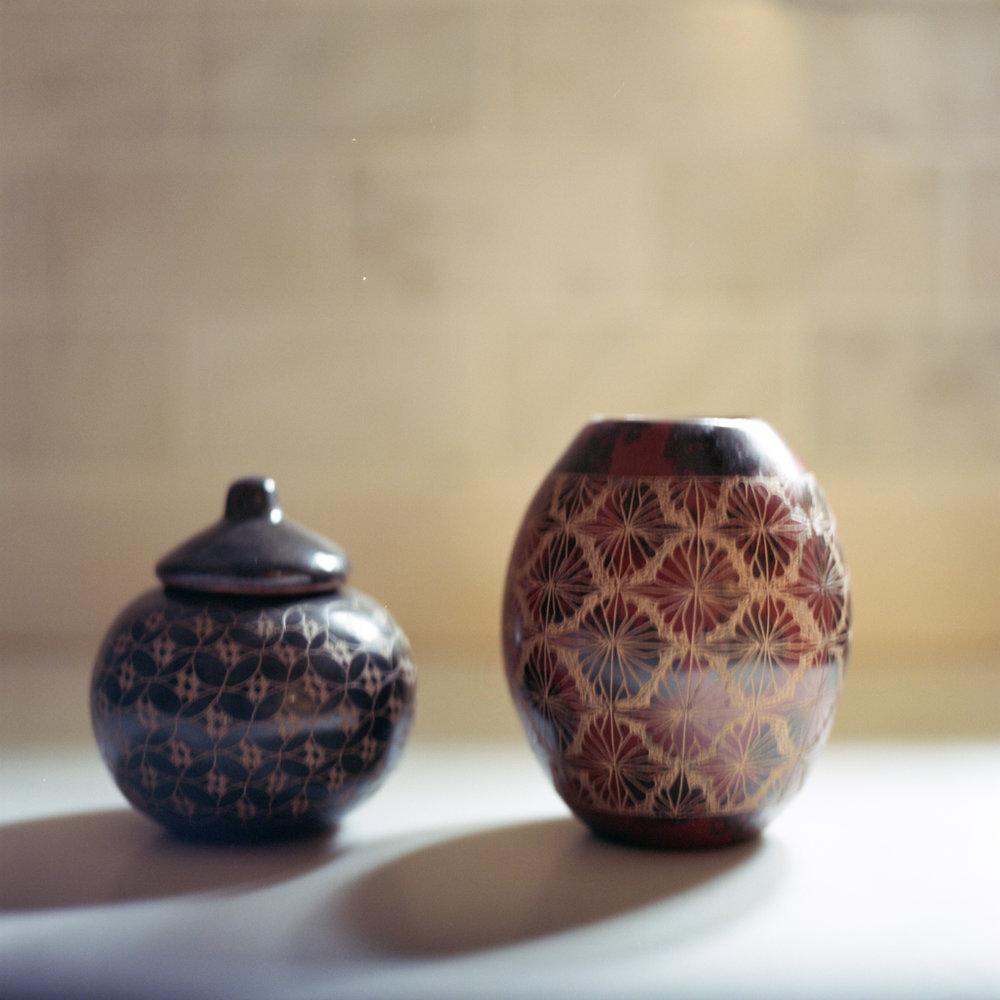 Pottery, Nicaragua