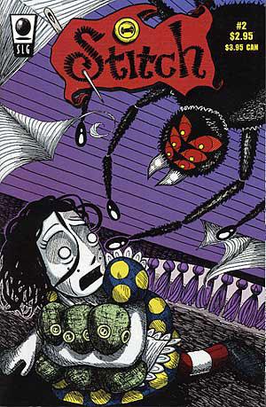 Stitch single issue #2