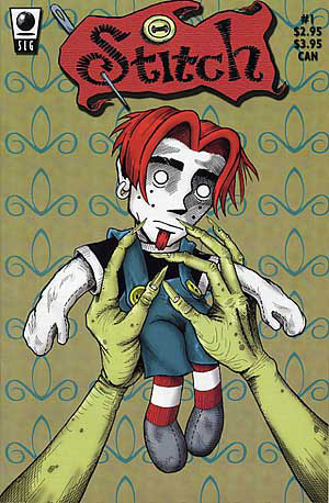 Stitch single issue #1