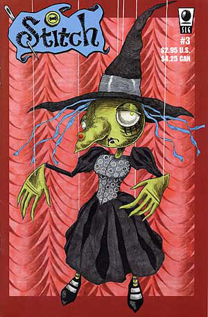 Stitch single issue #3