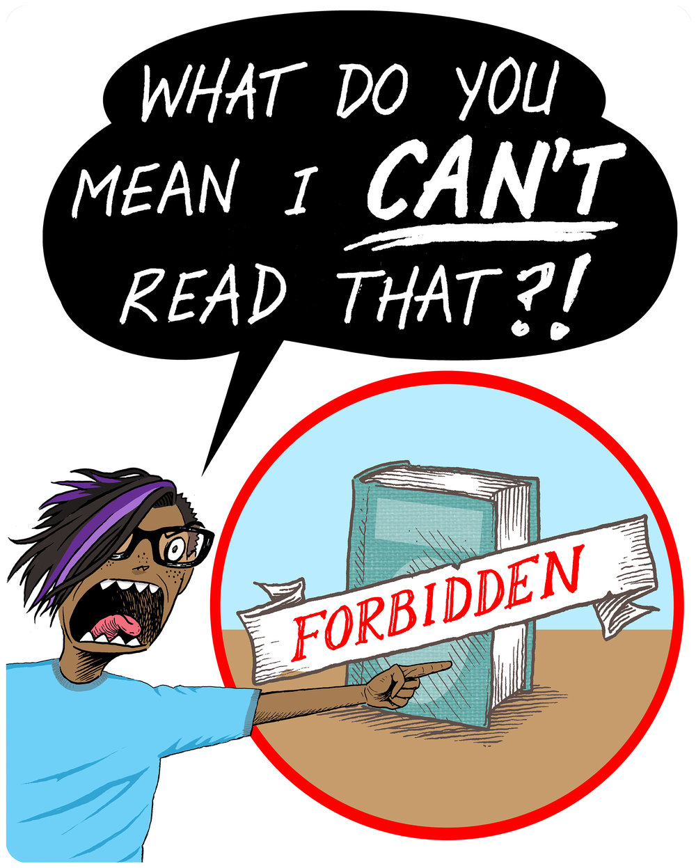 Forbidden (banned books)